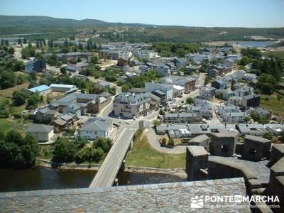 Puebla de Sanabria - Vistas desde el Castillo de Sanabria; caminatas; excursiones fin de semana